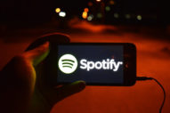 Reports: Spotify Files Confidentially for Its IPO