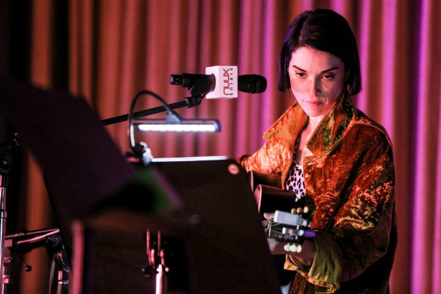 "St. Vincent Covers Sleater-Kinney's ""Modern Girl"""