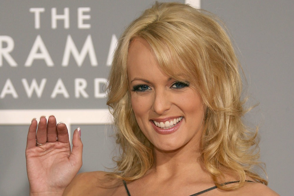"Porn Star Stormy Daniels to In Touch: Trump Said I Was ""Just Like His Daughter"""