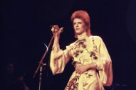 David Bowie's <i>Aladdin Sane</i> To Be Reissued on Silver Vinyl for its 45th Anniversary