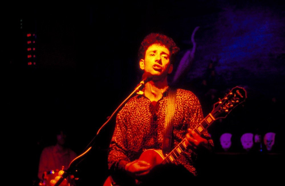 Jonathan Richman in Concert at Wetlands - 1994