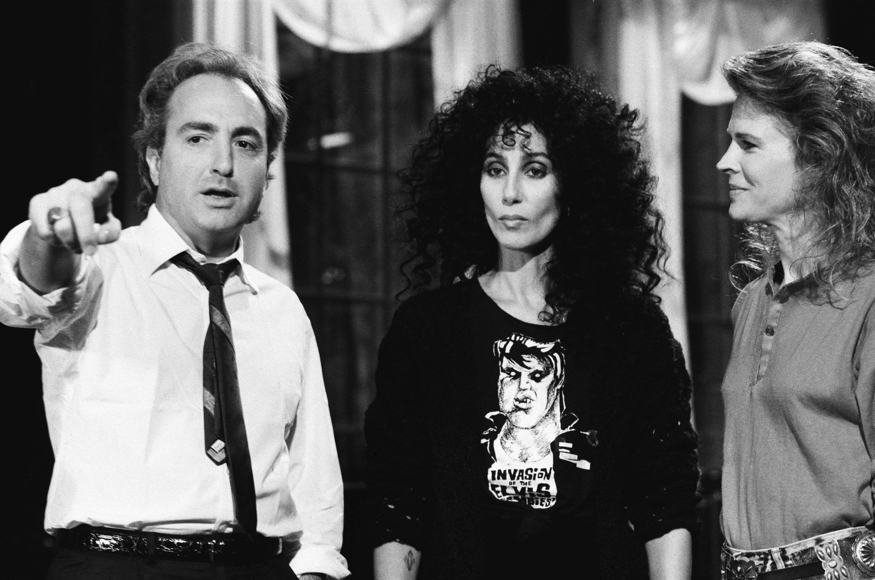 Lorne Michaels Talks <i>SNL</i>, Sinead O'Connor, <i>Wayne's World</i>, and More in Our 1993 Interview