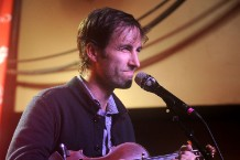ASCAP Music Cafe Featuring Andrew Bird - 2013 Sundance Film Festival
