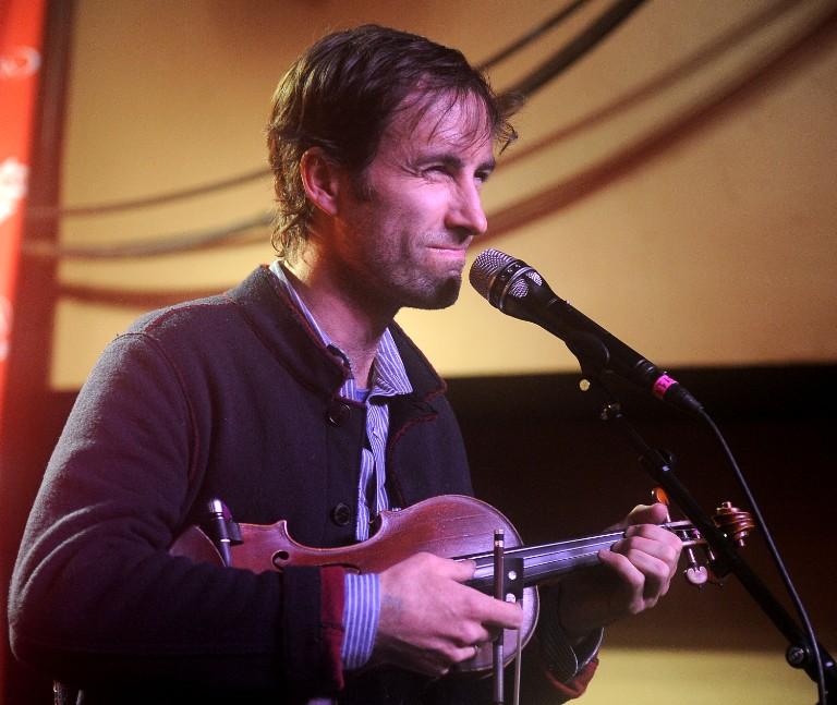 ASCAP Music Cafe Featuring Andrew Bird - 2013 Sundance Film Festival