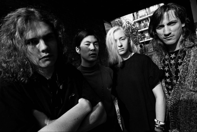 Smashing Pumpkins London Notting Hill 1992