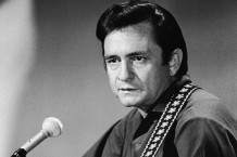 Johnny Cash Plays Guitar On 'Johnny Cash Show'