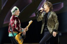 The Rolling Stones Perform Live In Sydney