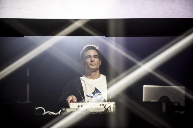 TBC: Jon Hopkins Performs At Brixton O2 Academy In London