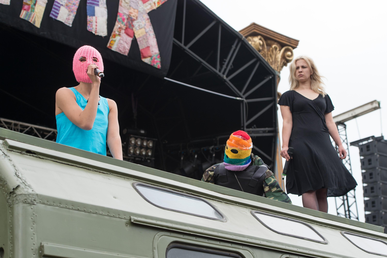 Glastonbury Festival 2015 - Day 1