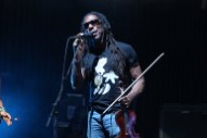 Violinist Boyd Tinsley is Taking a Break From Dave Matthews Band