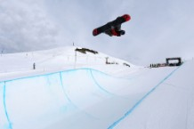 Winter Games NZ - FIS Snowboard World Cup Halfpipe - Qualifying