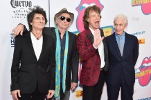 The Rolling Stones - Exhibitionism Opening Night