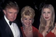 Valentine's Day Birthday Party for Ivana Trump