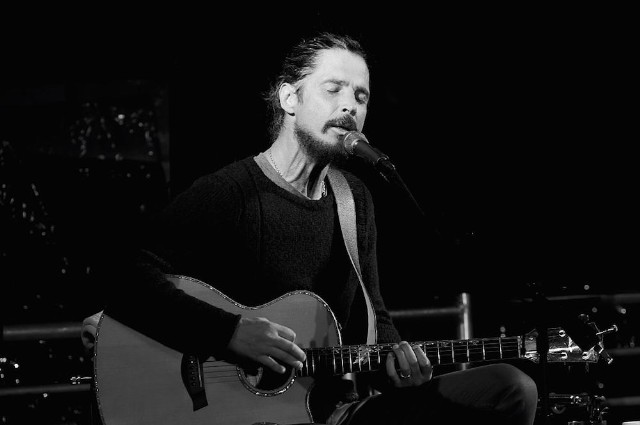 Chris Cornell's First Posthumous Release Is A Johnny Cash Tribute