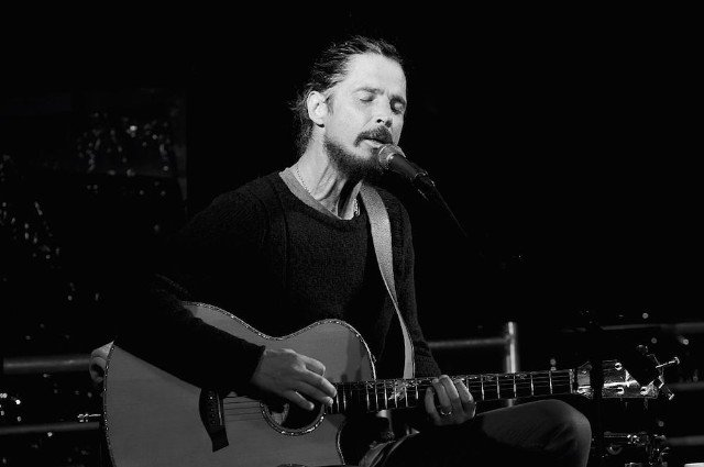 A previously unaired Chris Cornell track has been released