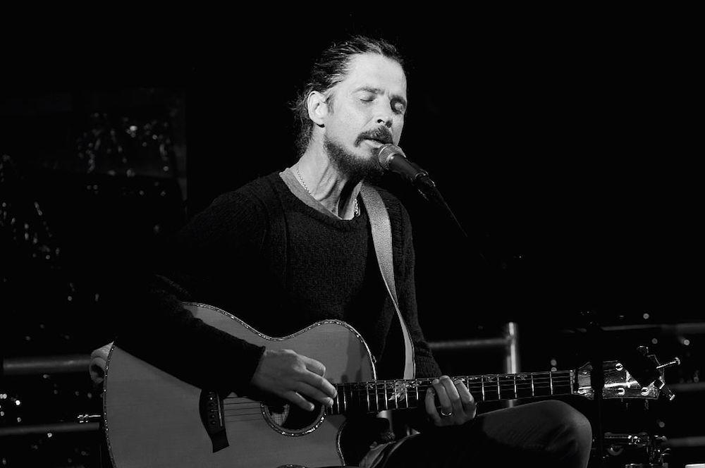 Hear Chris Cornells Interpretation Of Johnny Cashs You Never Knew