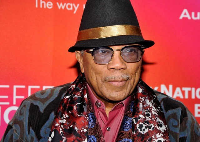 Quincy Jones Says Michael Jackson's Vitiligo Claims Were