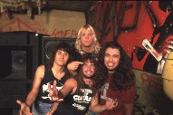 Watch Slayer Look Back on Their Early Days in New Documentary Series
