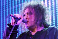 The Cure's Robert Smith Will Curate the 2018 Meltdown Festival