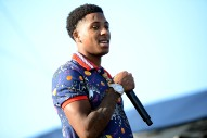 NBA YoungBoy Arrested on Kidnapping Warrant