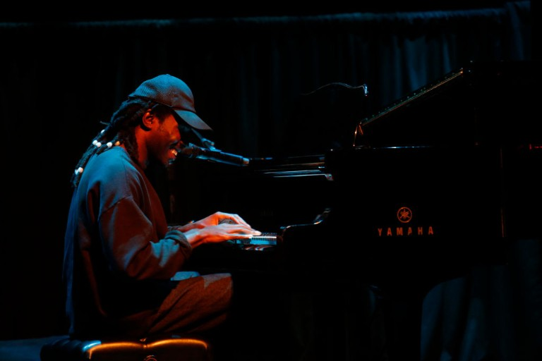 The 2017 New Yorker Festival - Blood Orange Talks With The New Yorker's Hua Hsu And Performs Live