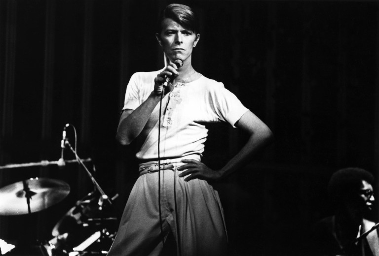 Photo of David BOWIE