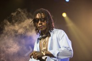 Report: Wiz Khalifa Sued for Copyright Infringement