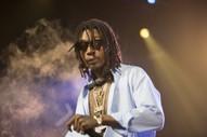 Report: Wiz Khalifa Sued for Copyright Infringement