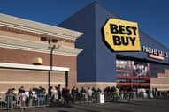 Best Buy to Stop Selling CDs, Target Might Be Next