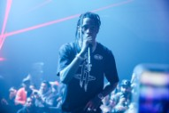 Watch Travis Scott Receive Key to Missouri City, Texas