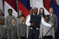 "Super Bowl 2018: Watch Leslie Odom Jr. Sing ""America The Beautiful"""