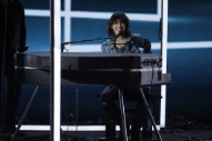"""Watch Charlotte Gainsbourg Cover Kanye West's """"Runaway"""" on French TV"""