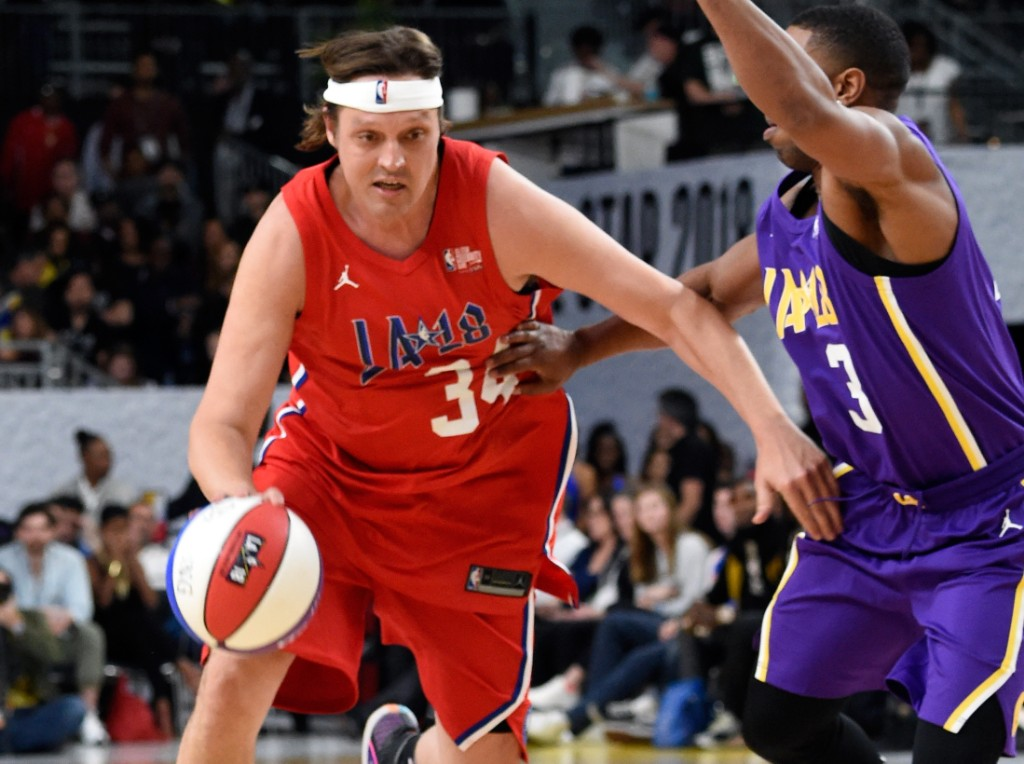 Watch Win Butler's NBA All-Star Celebrity Game Highlights ...