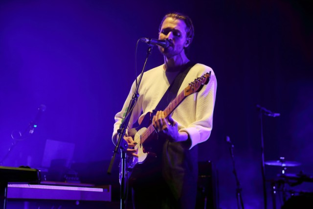 Wild Beasts Perform At Eventim Apollo, London