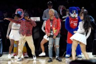 Watch N.E.R.D. and Migos' 2018 NBA All-Star Game Halftime Performance