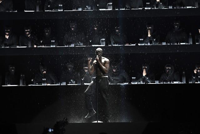 Stormzy Brit Awards