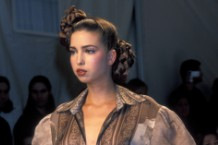 Zang Toi Fashion Show - Septembre 13, 1999