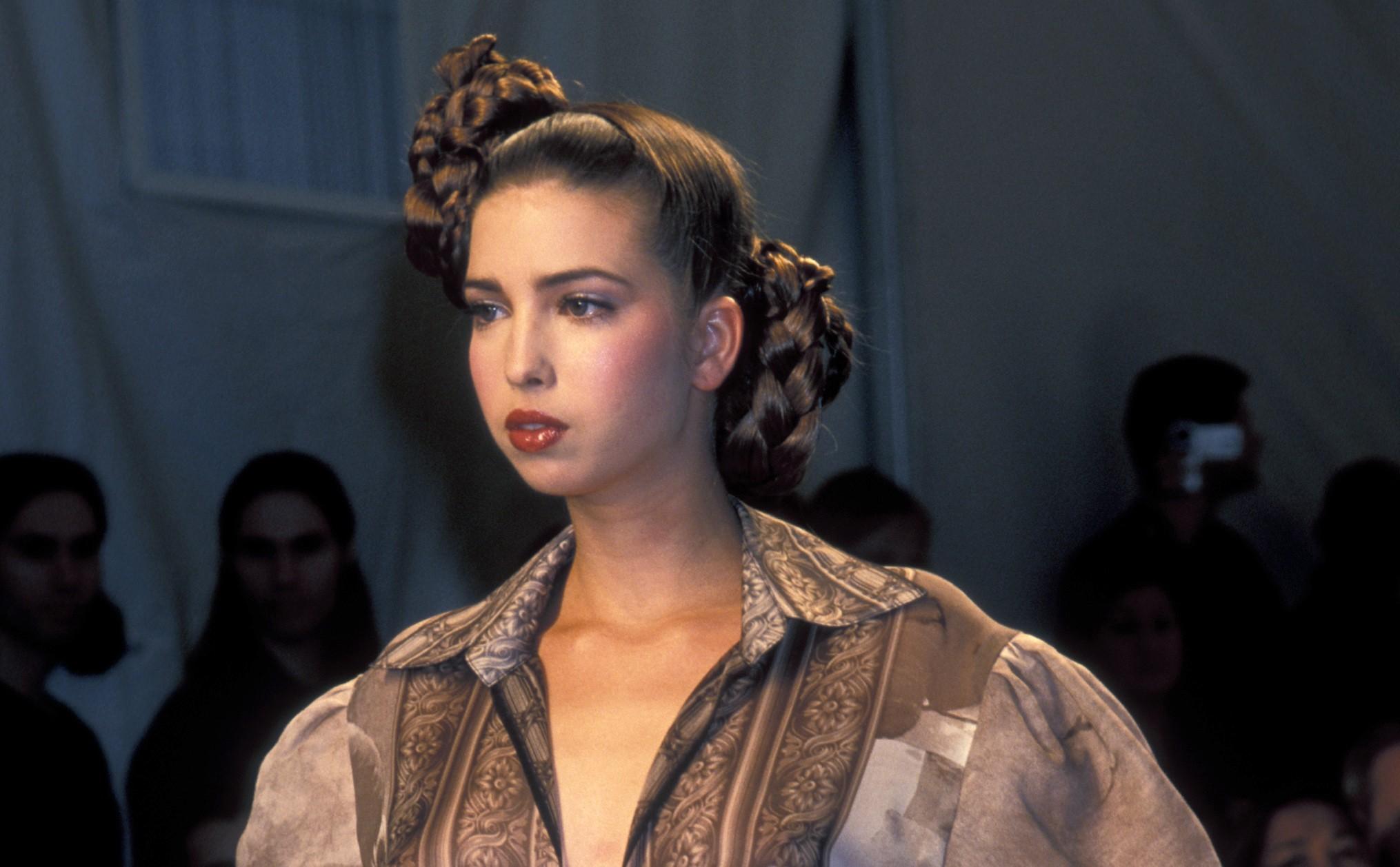 Zang Toi Fashion Show - Septembre 13, 1999