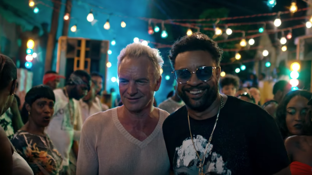 "Shaggy and Sting Unite for Collaborative Album, Release ""Don't Make"