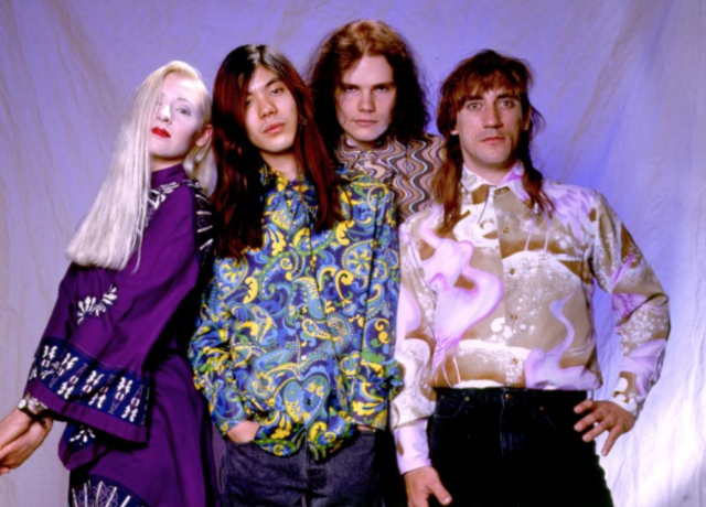 Smashing Pumpkins' D'arcy Wretzky Reveals Billy Corgan Texts