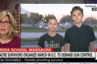 """Aide to Florida GOP Rep Fired for Saying Student Gun Activists Are """"Actors"""""""