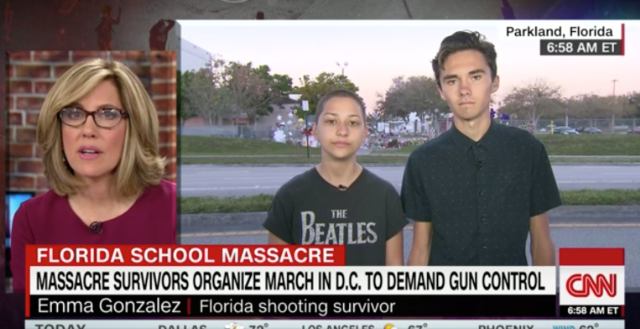 No, these Florida school shooting survivors are not paid actors. That's ridiculous