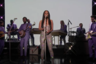 Watch Kacey Musgraves Perform &#8220;Space Cowboy&#8221; on <i>Fallon</i>