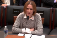 Evan Rachel Wood Details Experiences With Rape and Sexual Abuse in Congressional Hearing