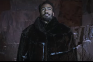 Watch the New Trailer for <i>Solo: A Star Wars Story</i> Featuring Donald Glover