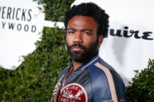 Donald Glover: Chevy Chase Made Racist Comments on Community Set