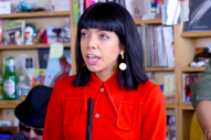 Watch Hurray for the Riff Raff's NPR Tiny Desk Concert