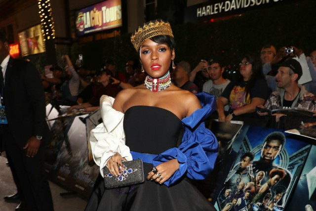 Janelle Monae Says Prince Worked On Her New Album