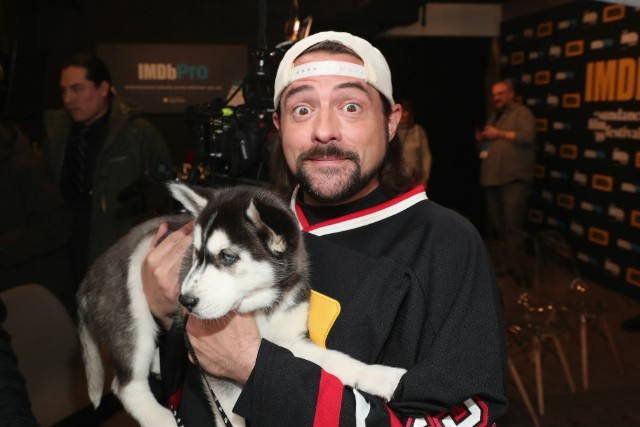 Kevin Smith Discusses Heart Attack in New Video