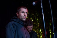 Liam Gallagher Blamed for Potato Peeler Ban at Manchester Festival